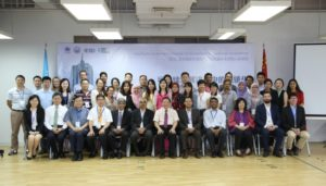 Participants of the IESD Leadership Programme