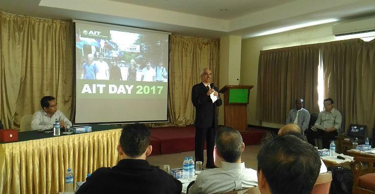 Presentation on Renewable Energy, AIT Day in Yangon, Myanmar: 4 February 2017