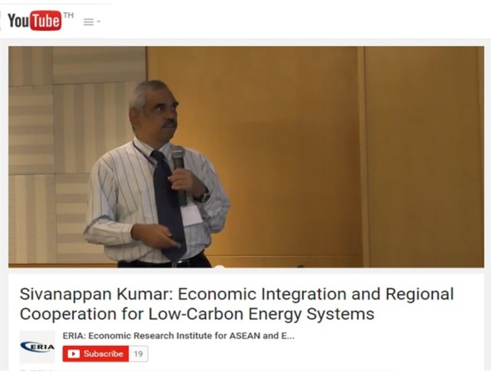 Second Working Group Meeting on Low-Carbon Energy Systems and Green Growth: Implications for Regional Economic Cooperation, Bangkok, Thailand: 11-13 July 2015