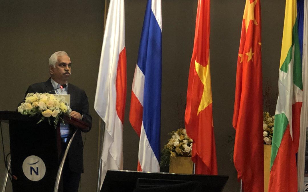 Presentation at the 5th NIES International Forum, Novotel Max, Yangon, Myanmar, January 22, 2020